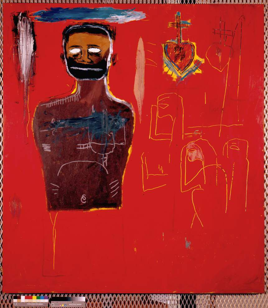 Small but intense P.3 exhibit spotlights influential artist _lowres