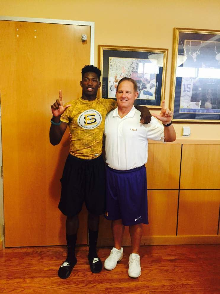 LSU gets commitment from Da'Monte Coxie of East St. John _lowres