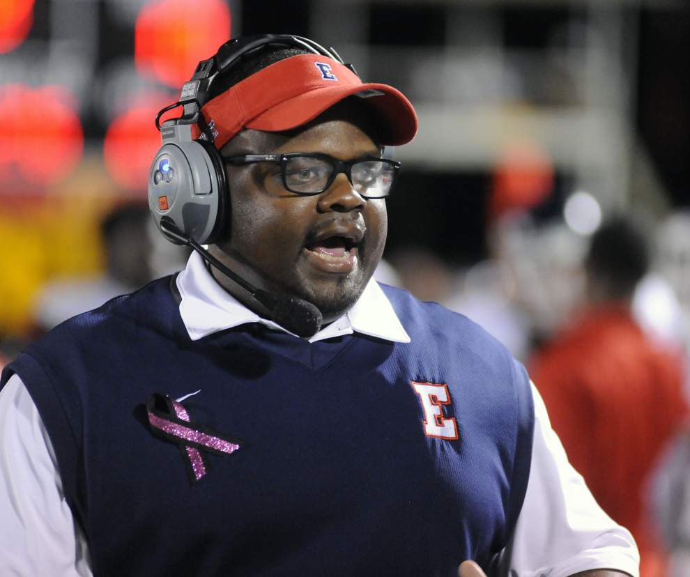 After a winless 2012 and through an injury-marred 2015, John Ehret High School is back in the Superdome, seeking its first state title since 1985 _lowres