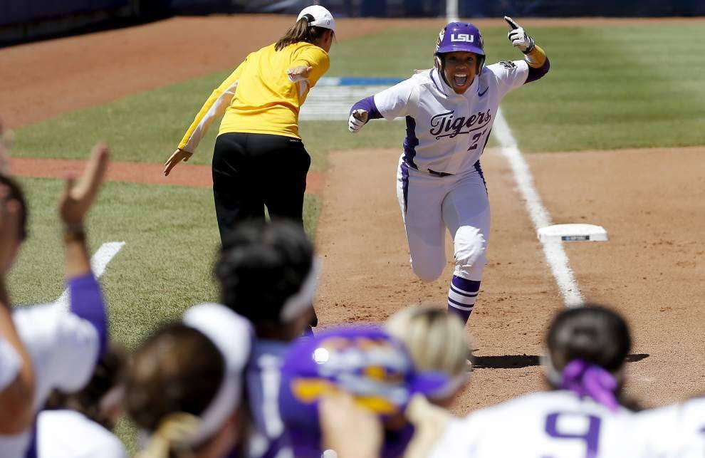 Les East: Despite falling in WCWS, Tigers still have plenty to celebrate _lowres