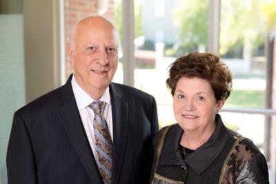 Thomas and Mary Carol LeBlanc