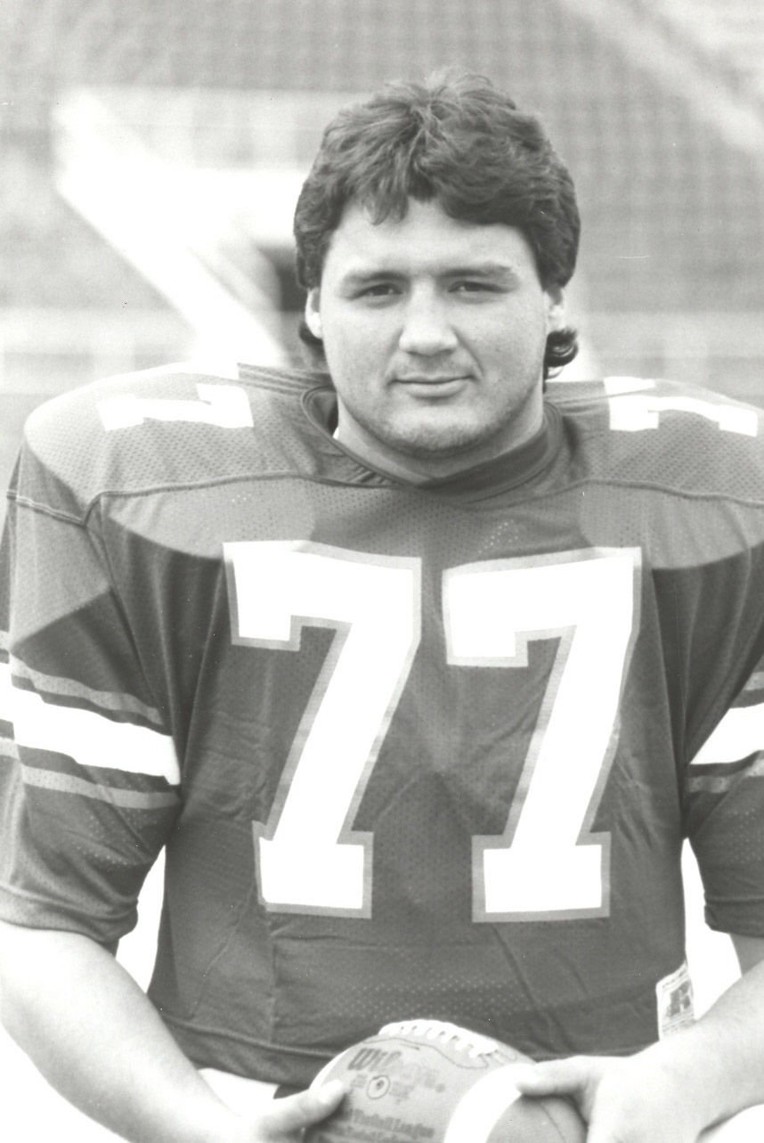 Ed Orgeron at Northwestern State