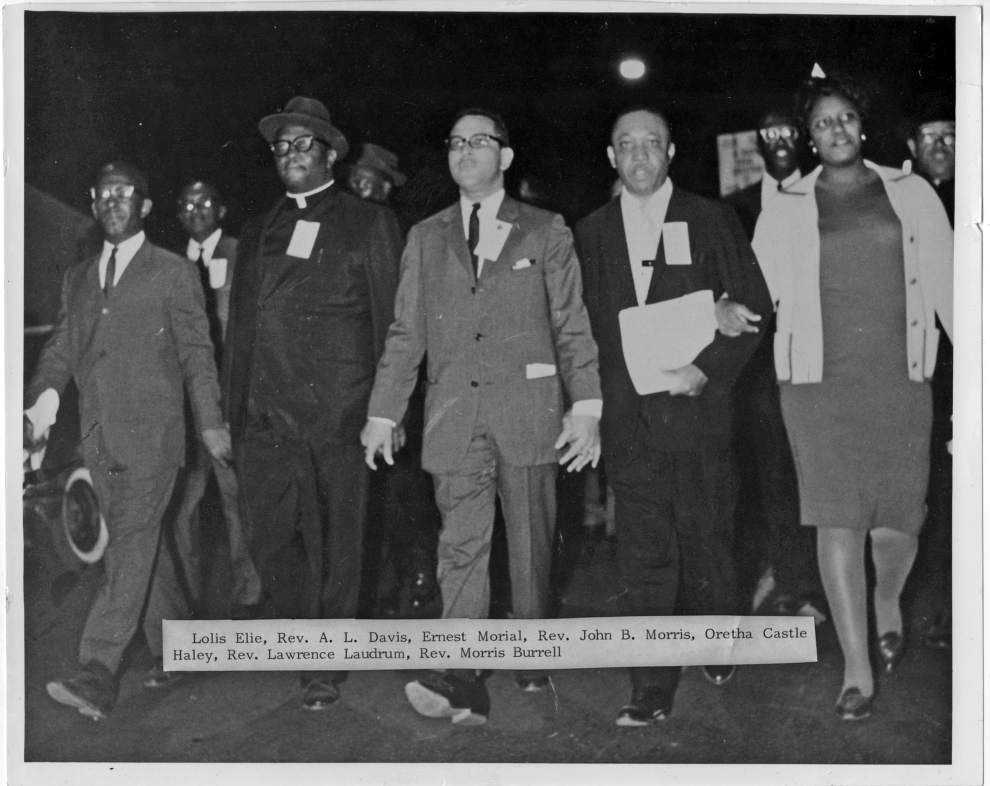 Few Orleanians remember young civil rights workers _lowres