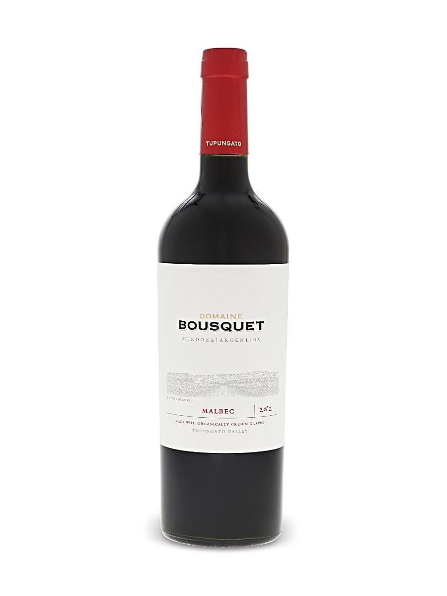 Wine of the week: 2015 Domaine Bousquet Malbec_lowres