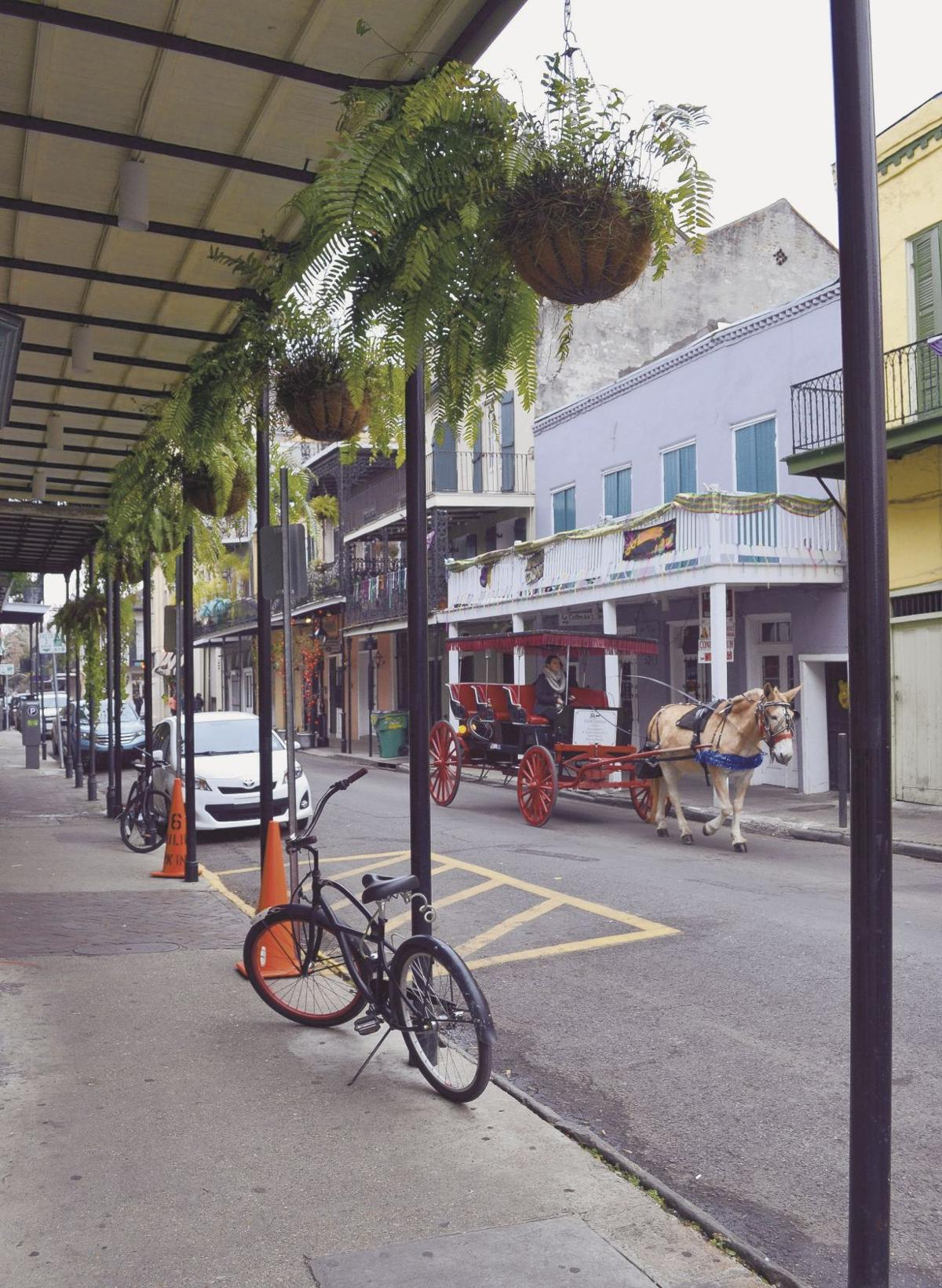 516 St. Philip St. in the French Quarter