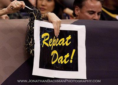 The Saints, the playoffs and exceeding expectations_lowres
