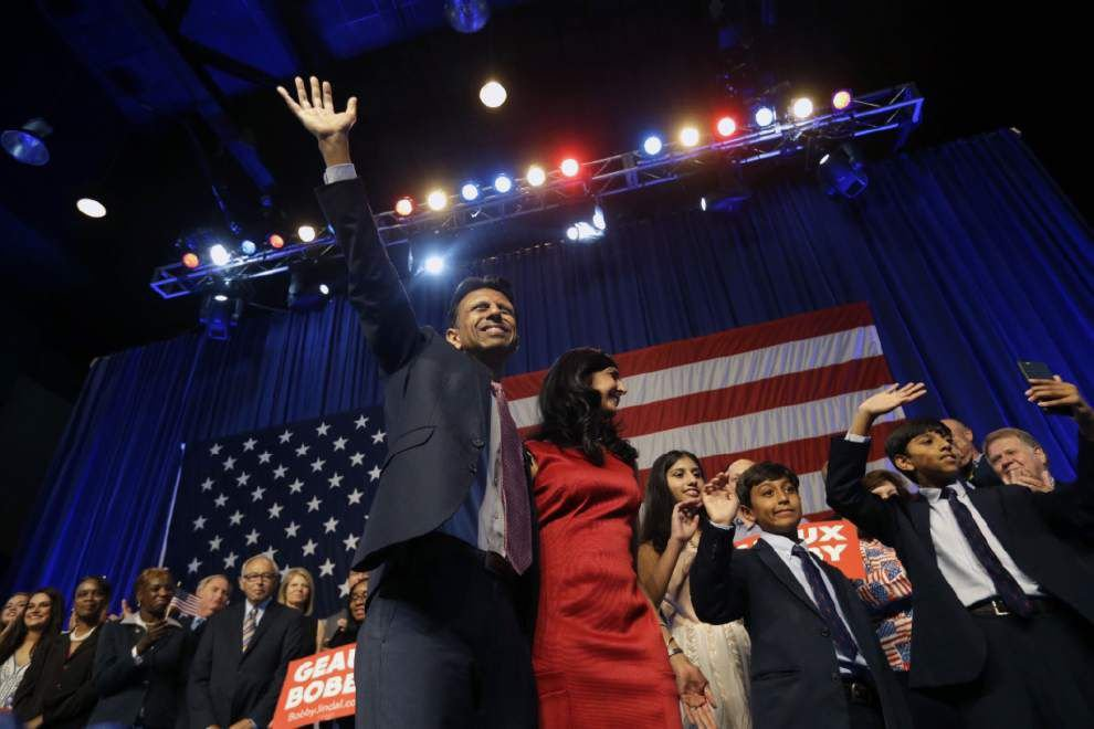 Stephanie Grace quick take: Five big storylines from Bobby Jindal's campaign rally _lowres