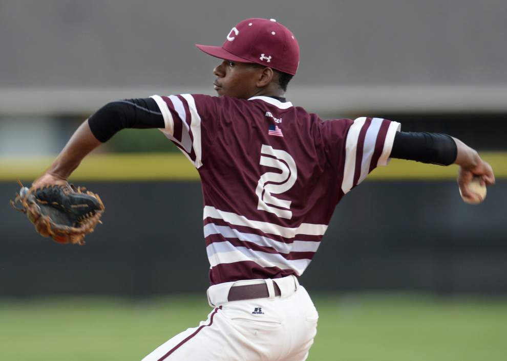 Bouncing back: After a rough start, Makhail Hilliard helps Central to 3-2 win over Dutchtown _lowres