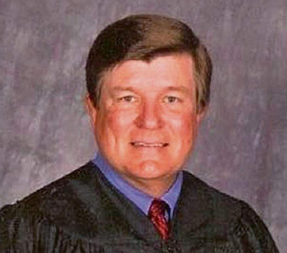 21st JDC judge to retire at the end of 2015 after almost three decades on the bench _lowres