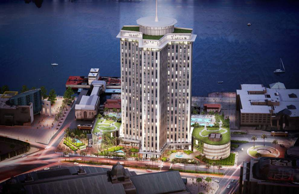 Four Seasons picked to develop former World Trade Center Tower _lowres
