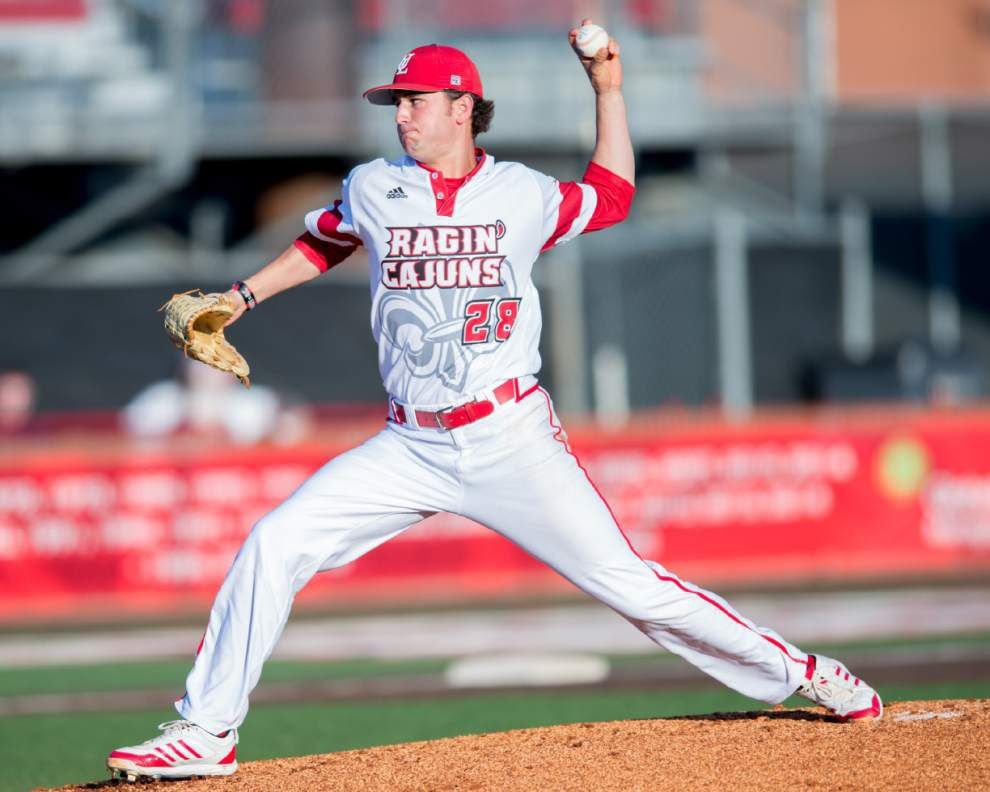 Cajuns feeling good heading into Sun Belt tournament _lowres