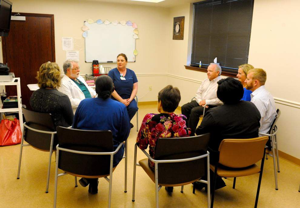 Substance abuse treatment program launches at Lane _lowres