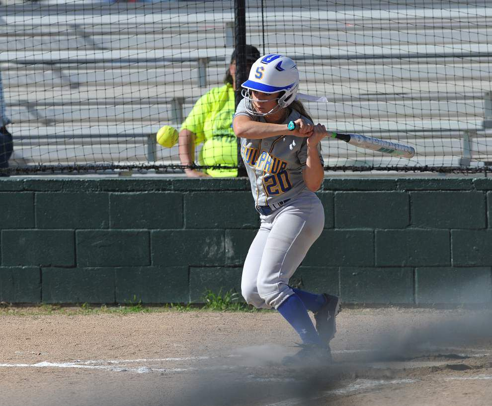Errors, lack of timely hitting doom Acadiana softball team in loss to Sulphur _lowres