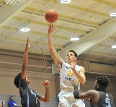 Dylan Dimitrios (St. Paul's Boys Basketball)