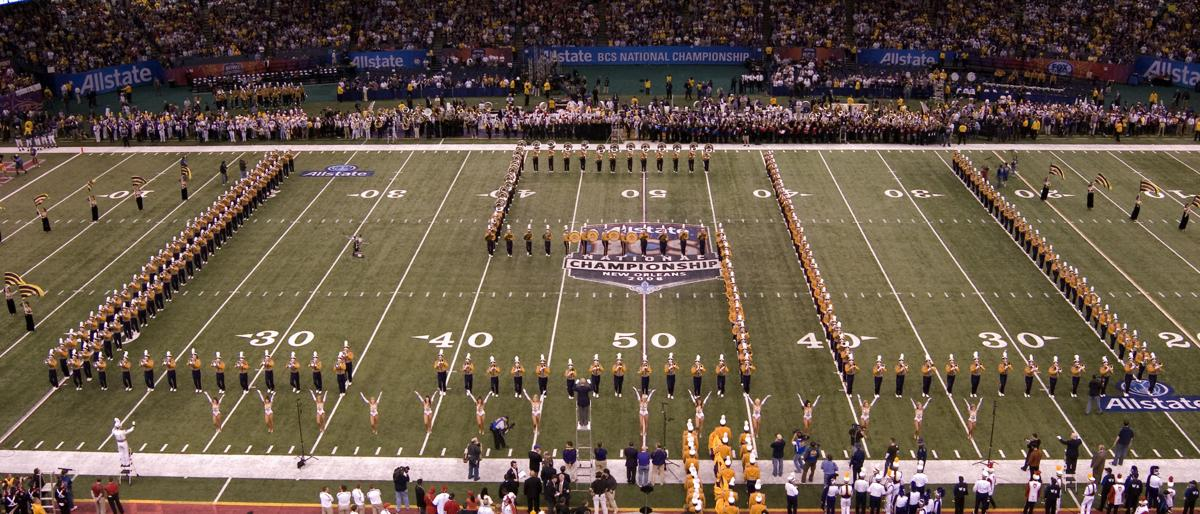 LSU band-formation