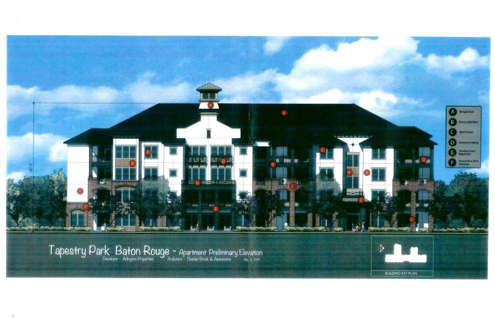 Proposed luxury apartment draws criticism from Bocage; but supporters say it may be better than alternative plan _lowres