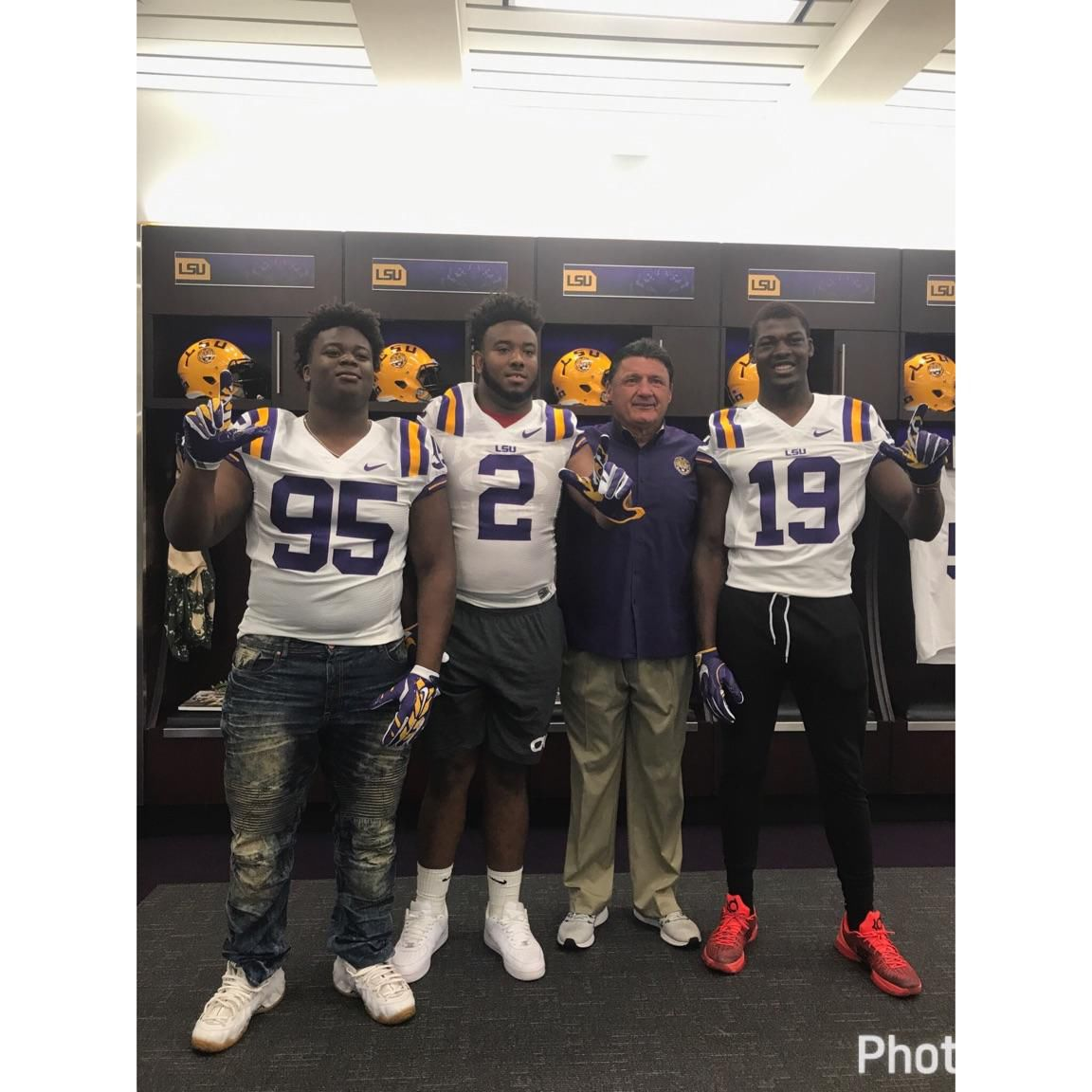 LSU recruiting