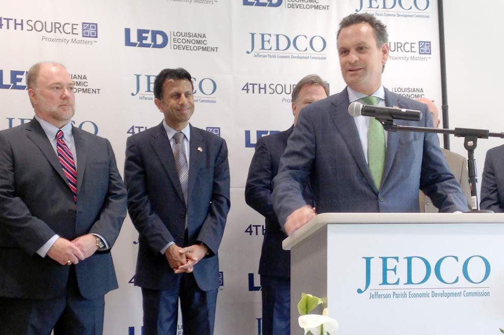 Georgia IT firm to relocate to Kenner, bringing up to 320 jobs _lowres