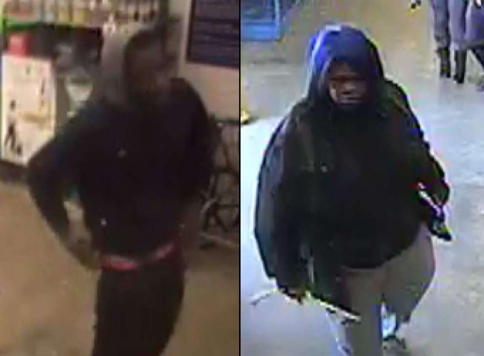 Detectives searching for pair in connection with March 20 robbery, beating _lowres