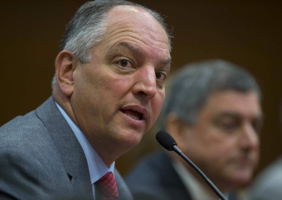 On Alton Sterling shooting, Louisiana Gov. John Bel Edwards has 'very serious concern' _lowres
