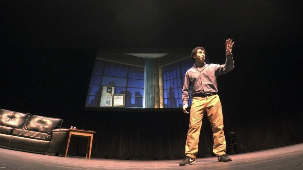 Comedian finds wisdom, wisecracks in '90s self-help book _lowres