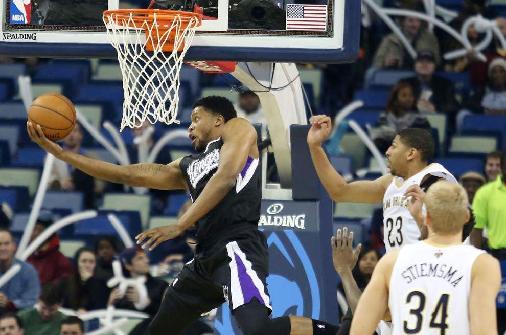 Video: Williams says Gay played with something to prove _lowres