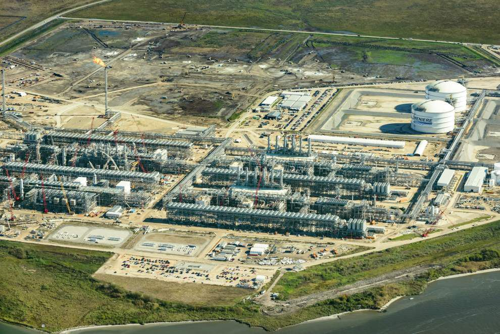 Cheniere close to exporting LNG from Cameron amid turbulent market conditions _lowres