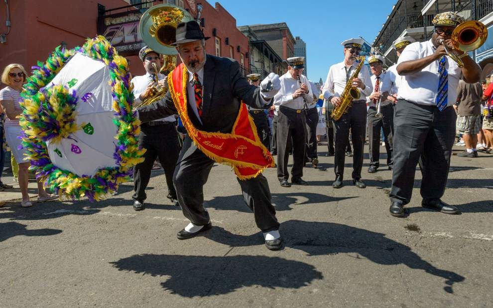 Live updates: French Quarter Fest runs through Sunday with hundreds of acts; see photos, more _lowres