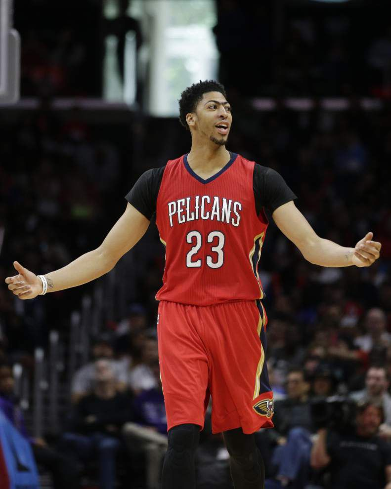 Report: New Orleans Pelicans, Anthony Davis agree to historic 5-year contract extension _lowres