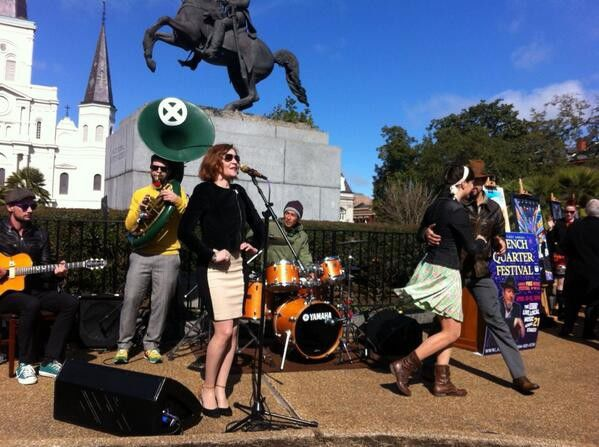 French Quarter Festival announces 2014 lineup with return of Dr. John_lowres