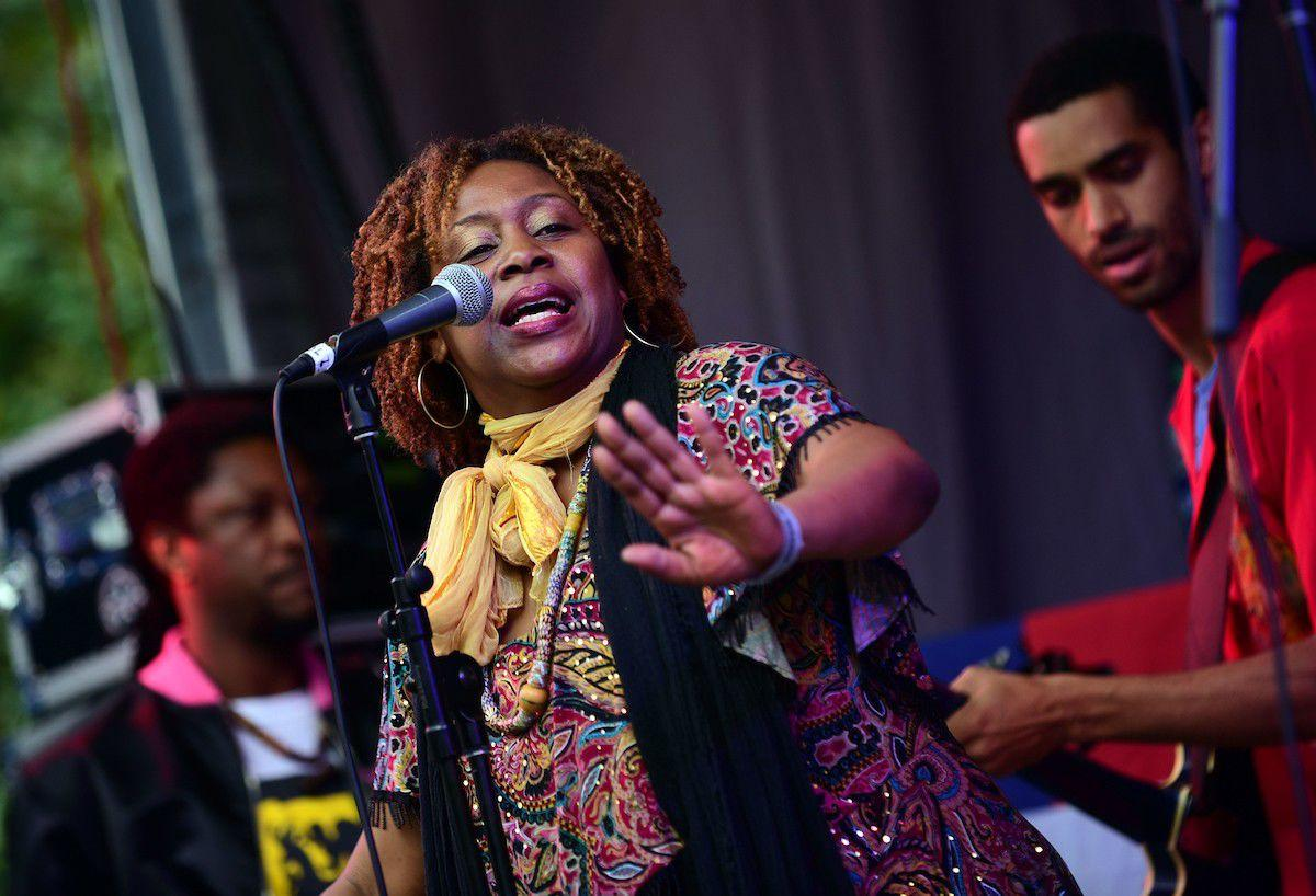 Slideshow: Krewe du Kanaval parades with Arcade Fire and Preservation Hall Jazz Band_lowres