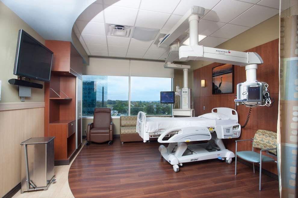 ICU design at Lake named best in U.S. _lowres