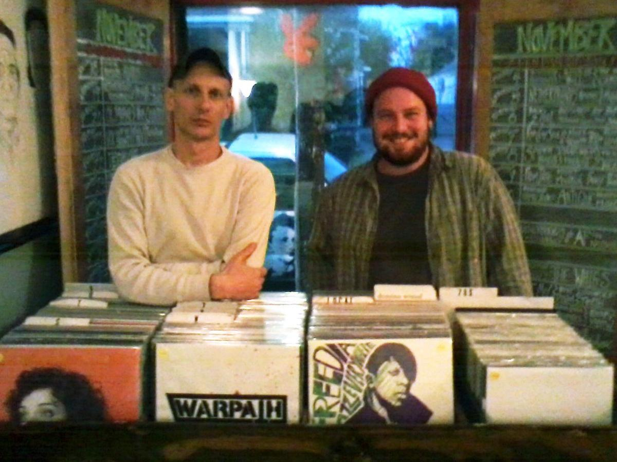 New underground record store Sisters in Christ opens on Freret Street_lowres