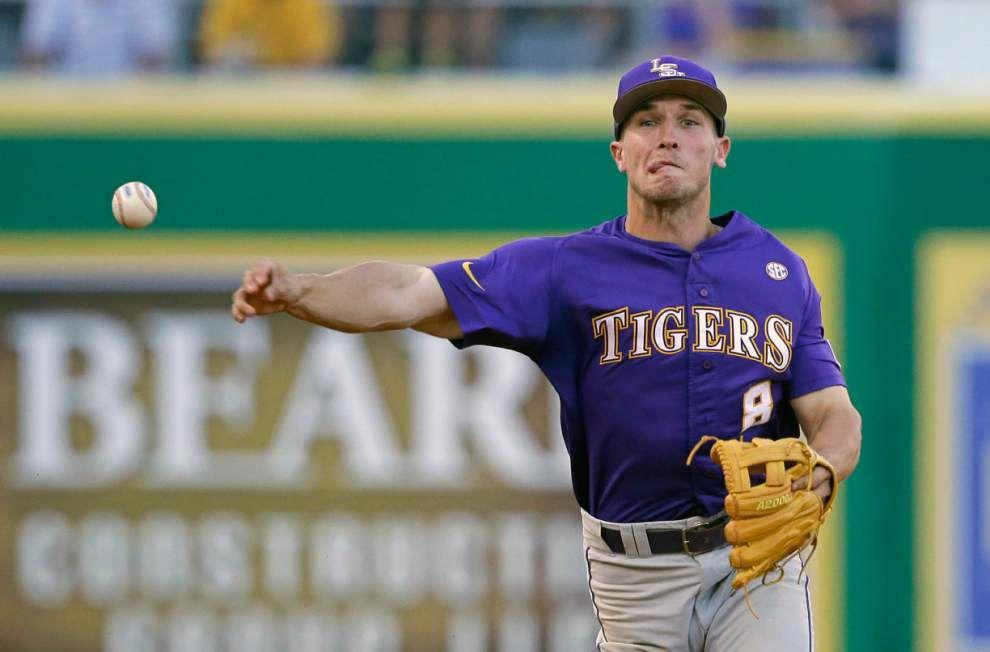 Former LSU shortstop Alex Bregman agrees to $5M-plus signing bonus with Astros _lowres