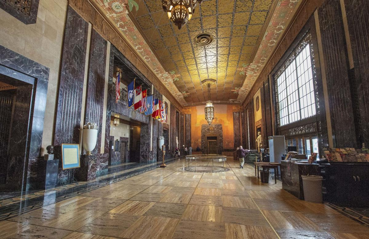 Louisiana legislature state capitol stock file photo