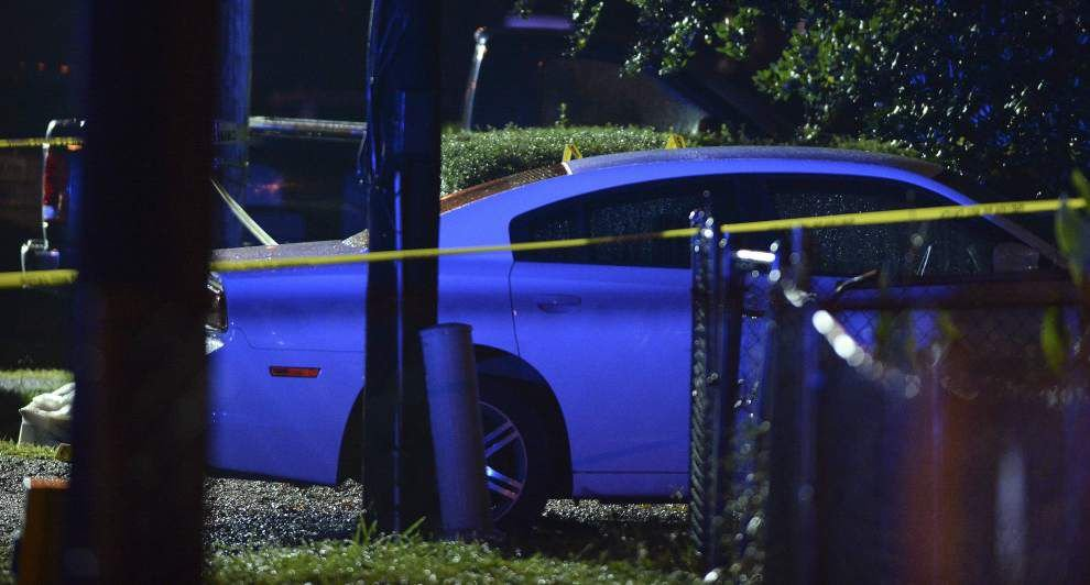 Plaquemine police officer shoots, injures suspect accused of shooting another man Tuesday night _lowres