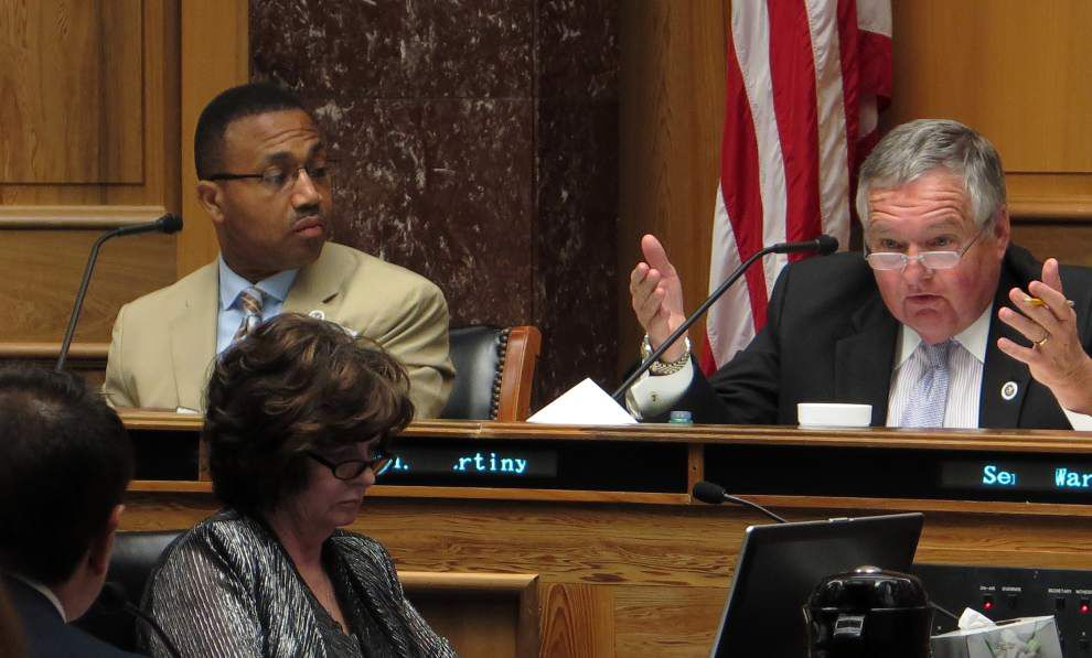 Louisiana Senate committee delays action on 'sanctuary cities' bill _lowres