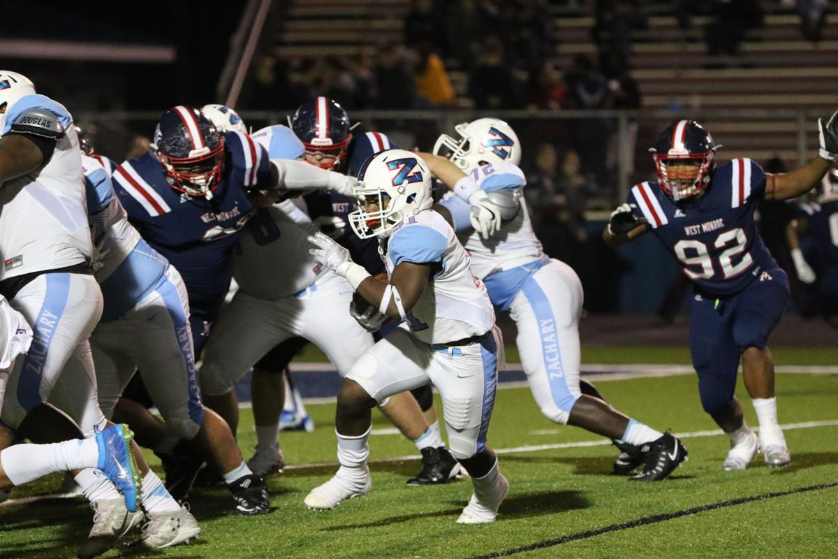 Zachary at West Monroe Class 5A semifinal