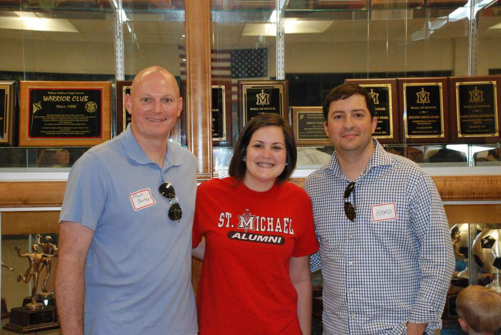 St. Michael High Class of '95 celebrates reunion _lowres