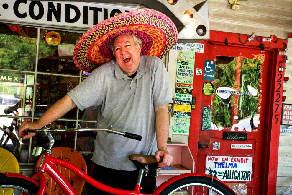 In Profile: Louisiana Bicycle Fest set to roll _lowres