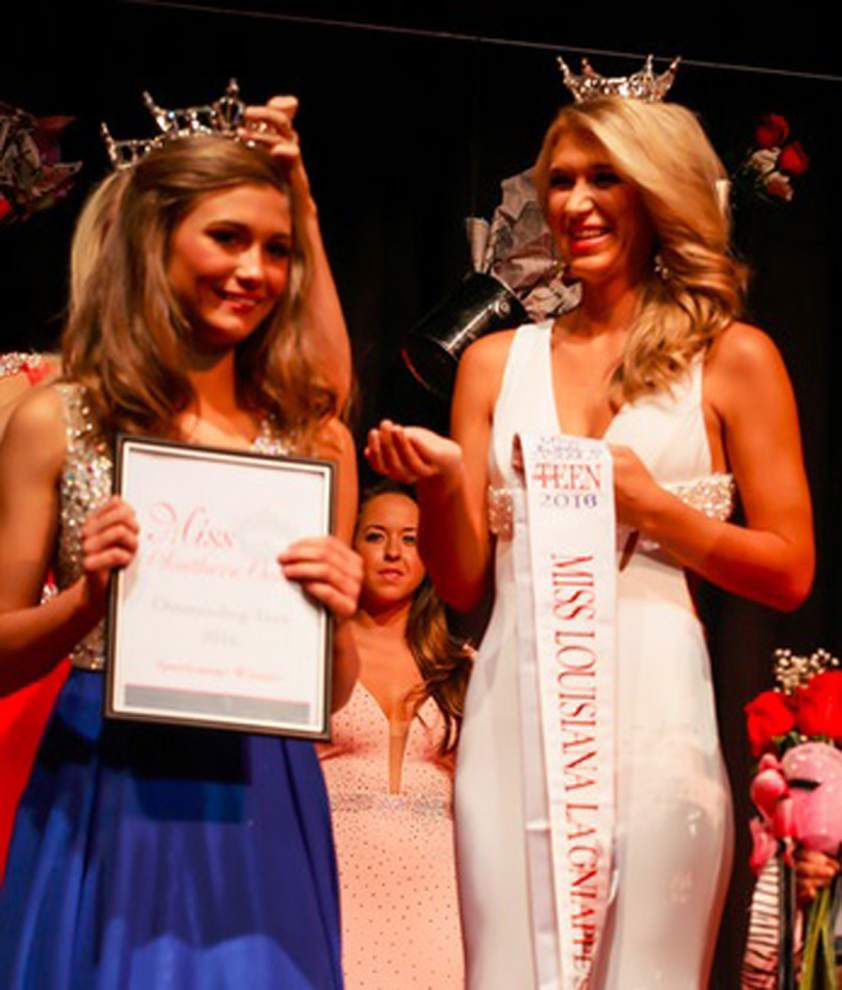 Gonzales teen advances to state pageant _lowres