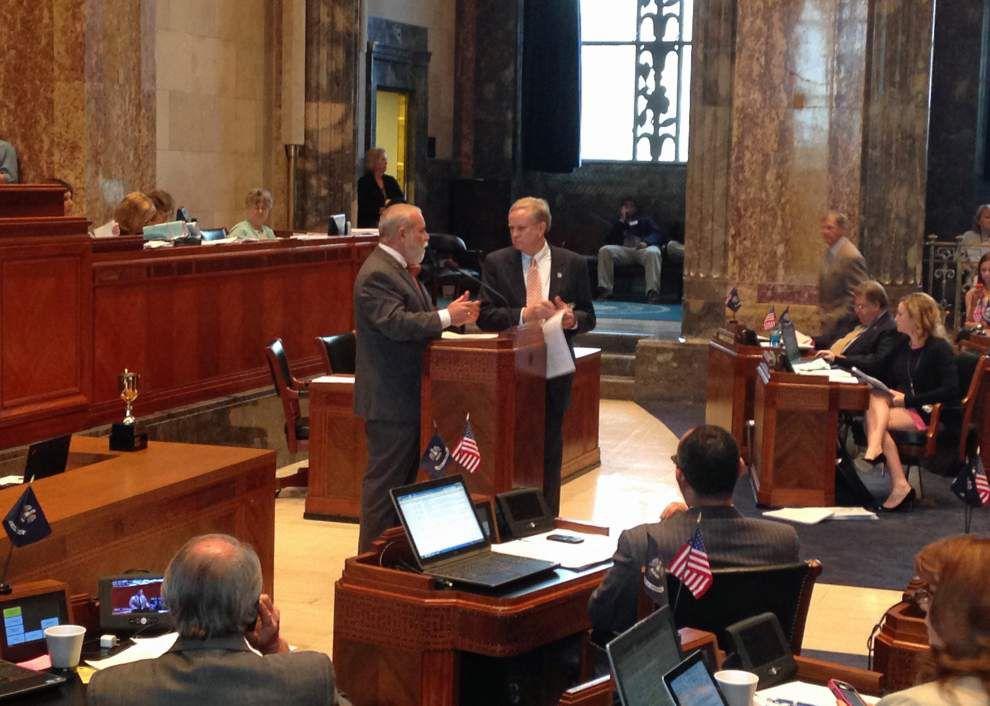 Louisiana Legislature OKs bill that seeks to kill levee board lawsuit _lowres
