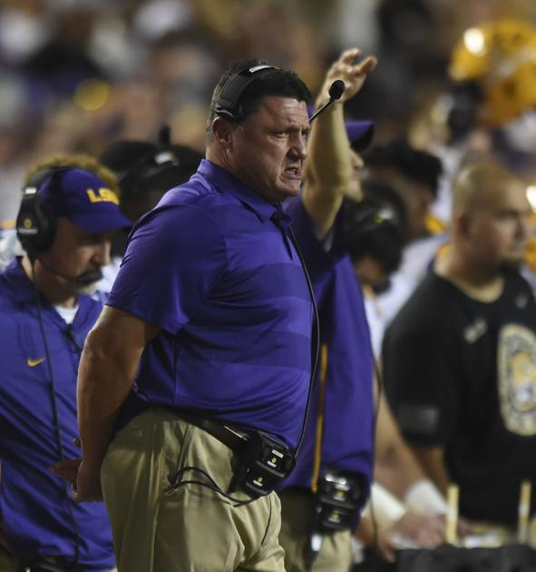 Ed Orgeron, Chad Morris and a Waffle House: the story of a long-past interview