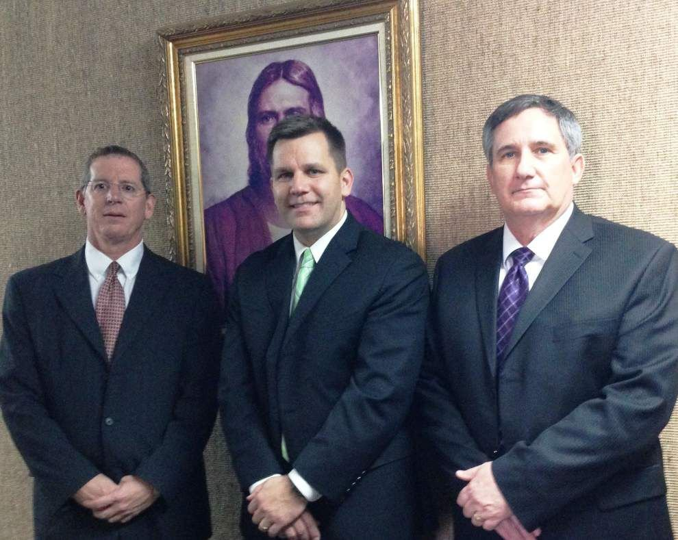 Two Louisiana men sign on to help lead Latter-day Saints _lowres