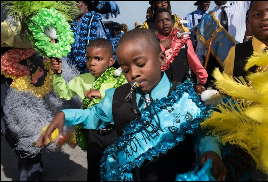 The first Jazz Fest started with a parade; That tradition keeps the fest culturally vibrant