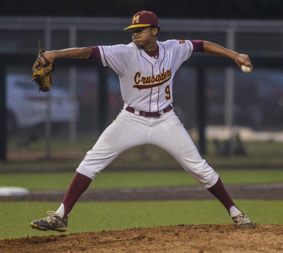 Brother Martin tops Hahnville in pitcher's duel _lowres