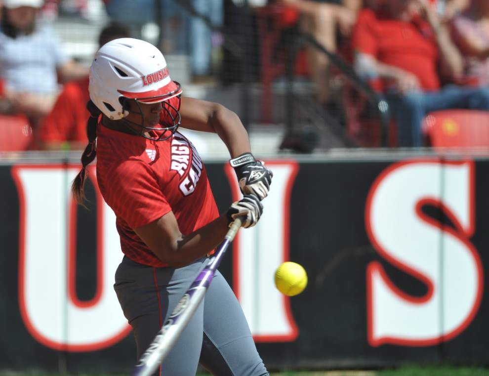 Cajuns battle through struggles to sweep South Alabama _lowres