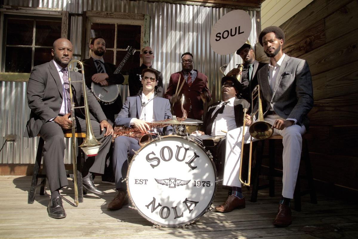 Soul Brass Band by Oren Krinsky