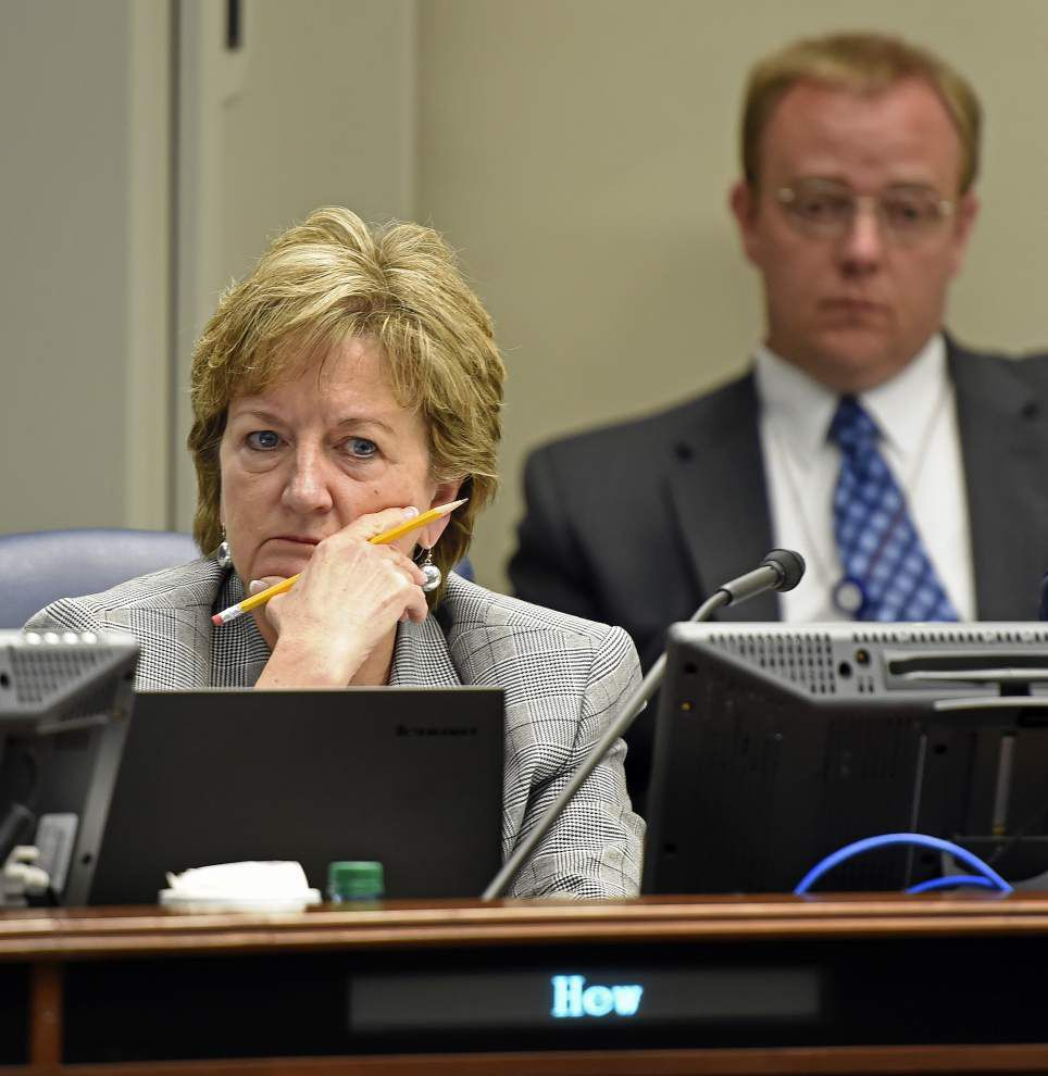 Louisiana budget shortfall shrinks in latest estimate ahead of 'debate over priorities, 'how much money is available' _lowres