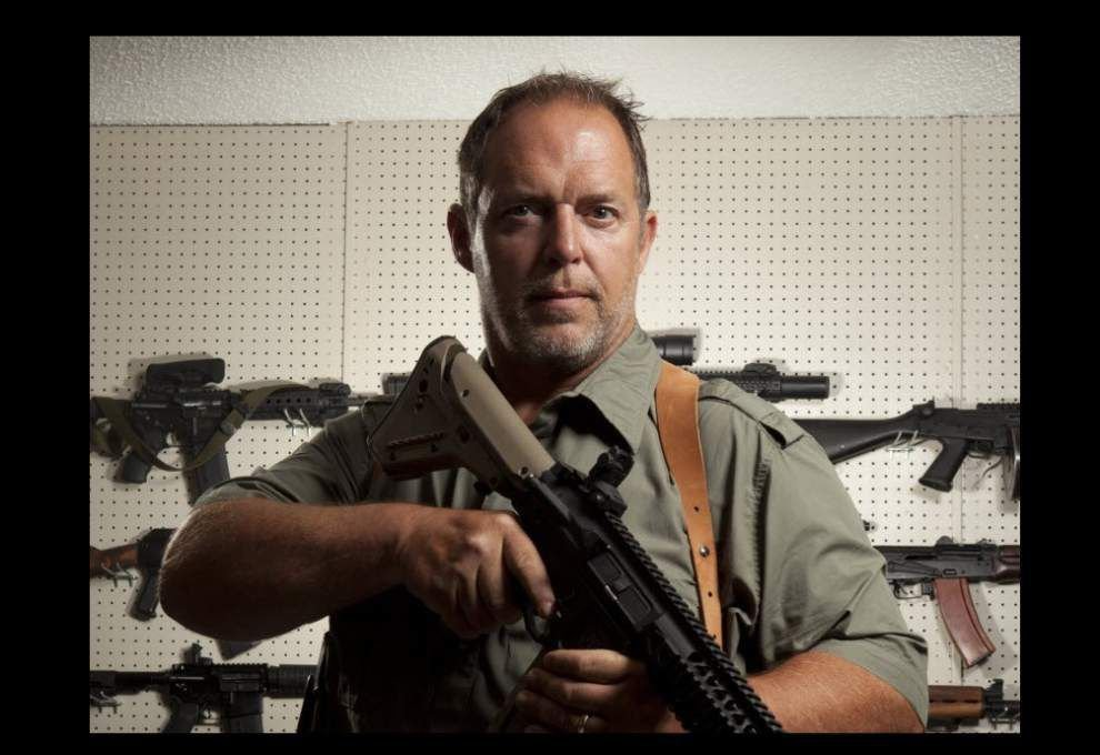 Ex-'Sons of Guns' reality TV star Will Hayden pleads not guilty to rape charges in Baton Rouge court _lowres